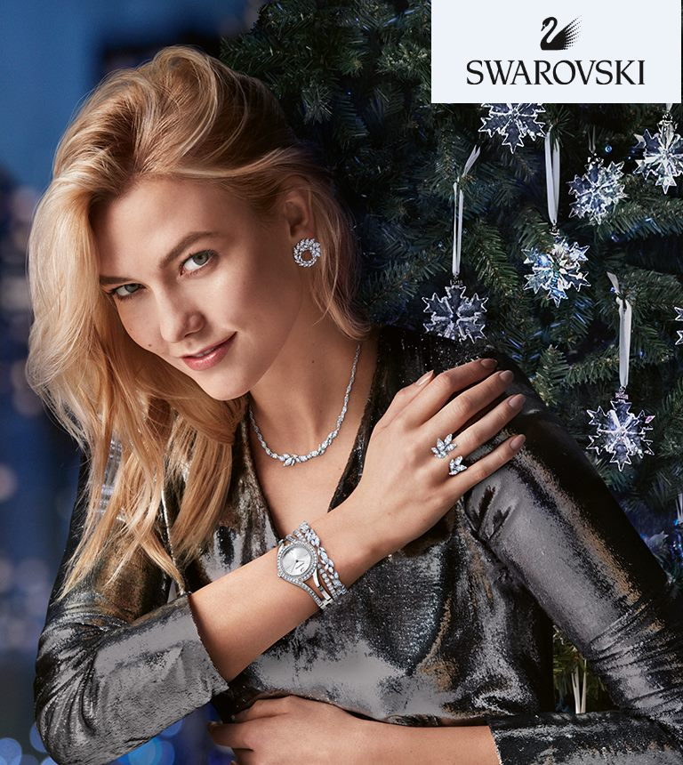 Mitchell & Jewell - Swarovski - Red Deer