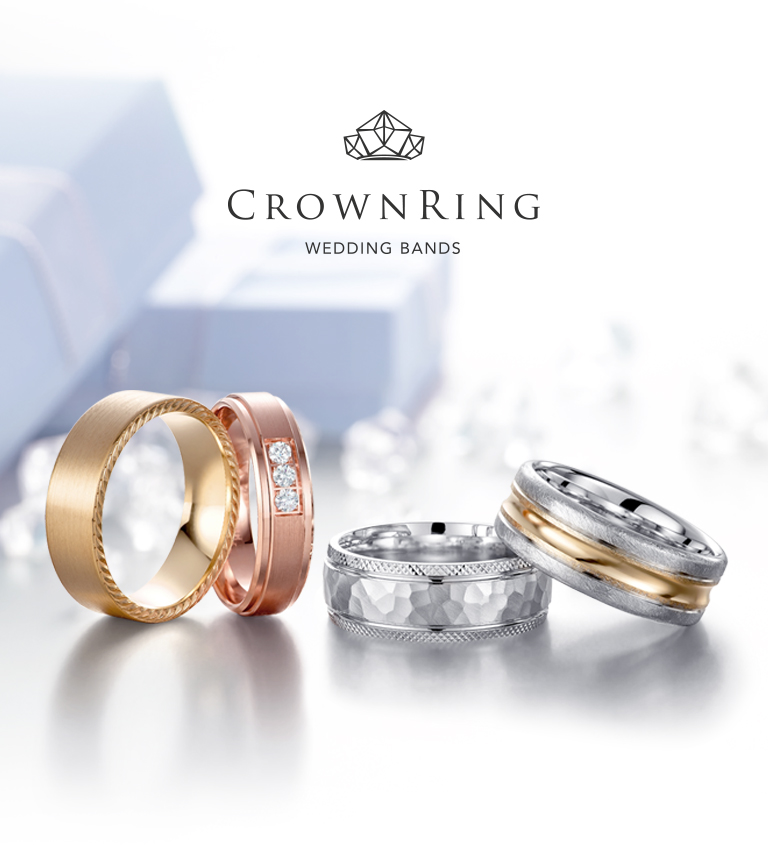 CrownRing - Mitchell & Jewell Wedding Bands, Red Deer, Alberta