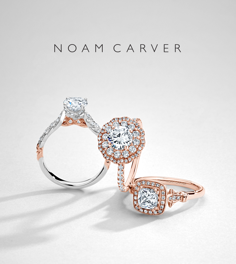 Noam Carver - Mitchell & Jewell Engagement Rings, Red Deer, Alberta